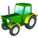 Wheeled tractor-128