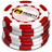 Red Casino Chips-48