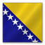 Bosnia and Herzegovina flag-64