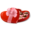 Candy Box Heart Shaped-128