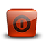 Shut Down red icon