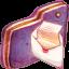Mail Violet Folder icon