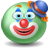 Clown emoticon-48