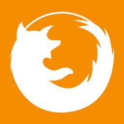 Firefox Orange Metro