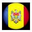 Flag of Moldavia icon