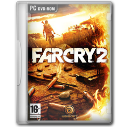 Far Cry 2 Icon Download Pc Games Icons Iconspedia