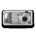 Canon Powershot A430 Grey