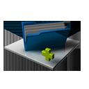 Blue Folder Full Add-128