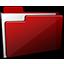 Folder red-64