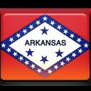 Arkansas Flag-128