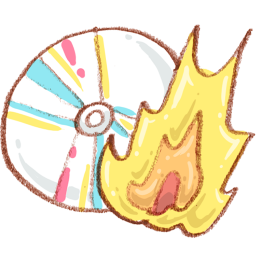 Burn-256