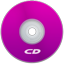 CD Purple icon