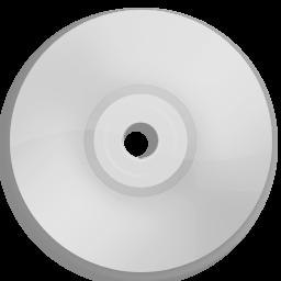 Cd DVD White