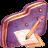 Note Violet Folder-48