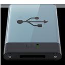 HDD Graphite USB B-128