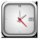 Clock White