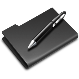 Graphics Pen Black