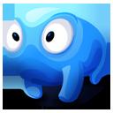 Creature Blue-128
