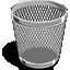 Empty Trash icon