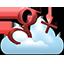 Google Plus cloud-64
