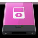 HDD Pink iPod W-128