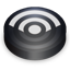 Rss black circle Icon