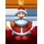 Santa Klaus Icon