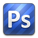 Photoshop rounded