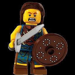 Lego Highlander