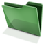 TFolder Green icon