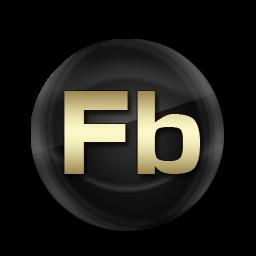 Flashbuilder Black and Gold