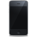 iPhone front black-128