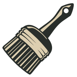 Brush 5 vintage