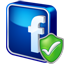 Facebook Check icon