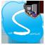 Simpsons Skype-64