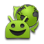 Appbrain green Icon