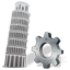 Tower of Pisa Config Icon