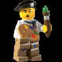 Lego Artist-128