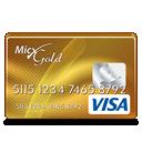 Visa Gold-128