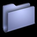 Generic Blue Folder-128