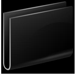 Folder Black Generic