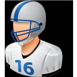 Footballplayer Male Light