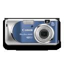 Canon Powershot A430 Blue