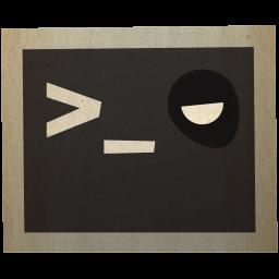 Terminal Icon Download Artcore 4 Icons Iconspedia