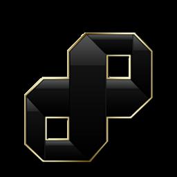 Visual Studio Black and Gold