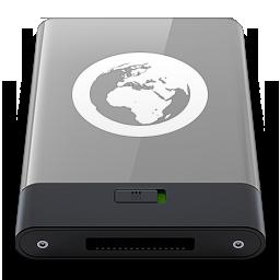 HDD Grey Server W