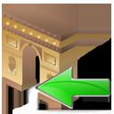 Arch of Triumph Back-128