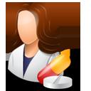 Pharmacist Female Light-128