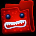Creature Red Folder-128