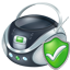 Boombox Check icon